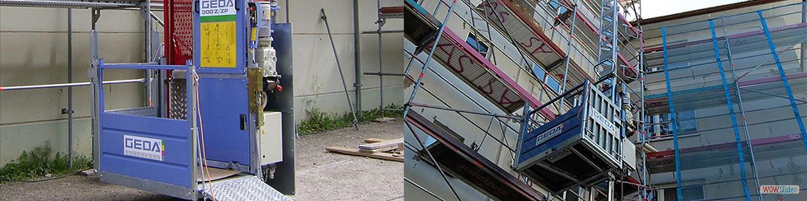 Construction Hoist NZ|Materials Hoists NZ|Temporary Goods