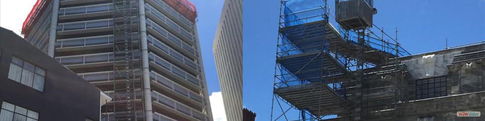 Construction Hoist NZ|Materials Hoists NZ|Temporary Goods Lift|Goods